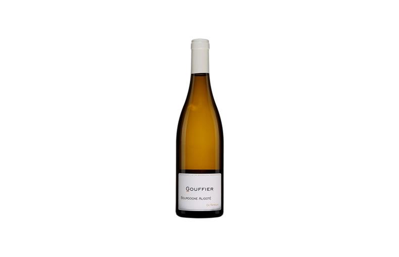 Bourgogne Aligoté 'En Rateaux', Gouffier