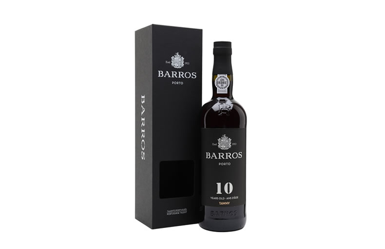 Barros 10 Year Old Tawny Port, Douro (Gift Box)