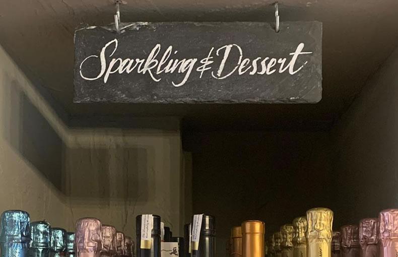 Sparkling & Dessert