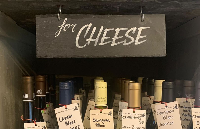 For Cheese